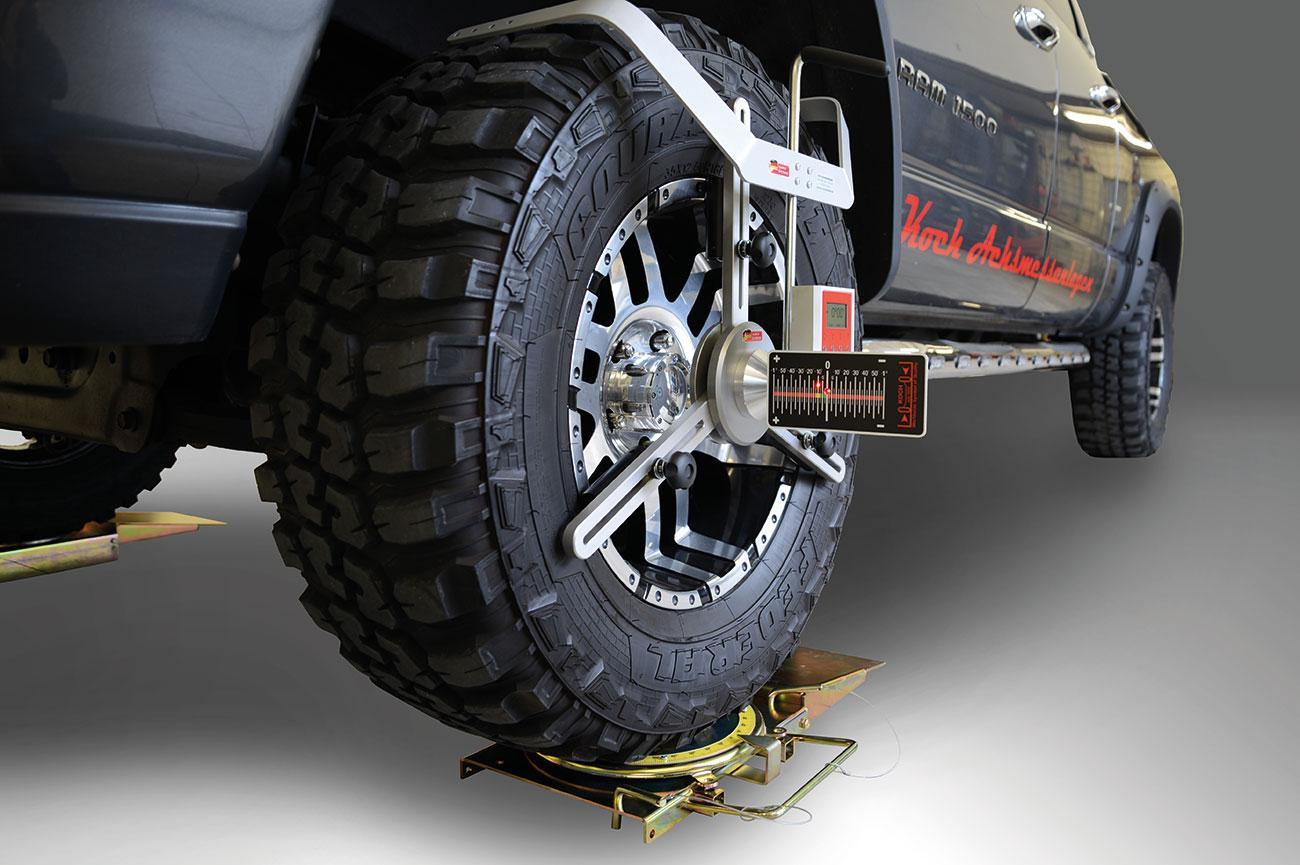 Wheel aligner for Car HD-1500