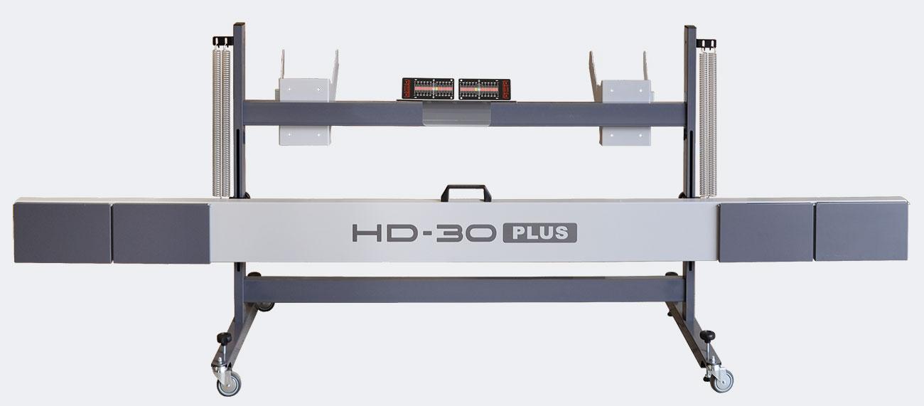 HD-30 Plus Alineadores de ruedas para vehículos comerciales