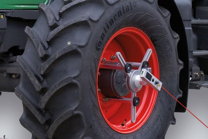 Dispositivo de medición láser para tractores y maquinaria agrícola HD-30 LM