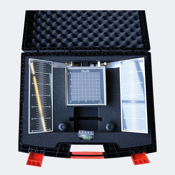 Achsmessgeräte für Nutzfahrzeuge ACC-Adapter