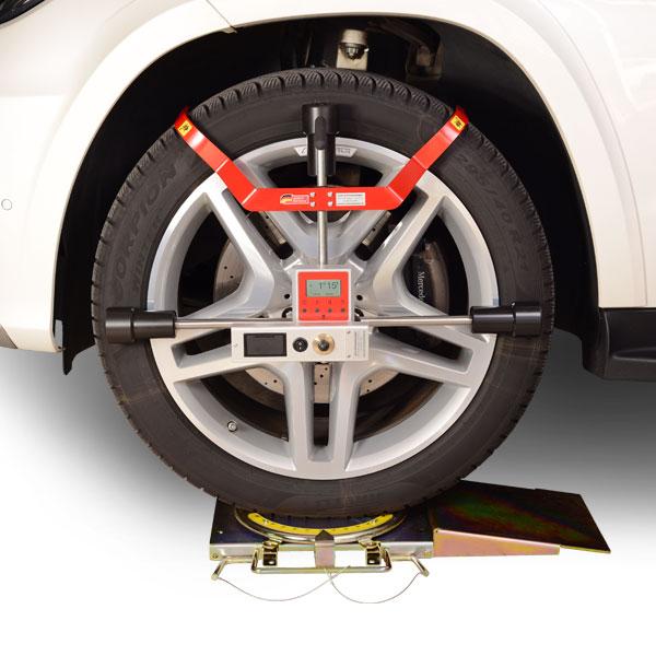 24-Zoll Adapter Achsmessgeräte für Transporter und PKW